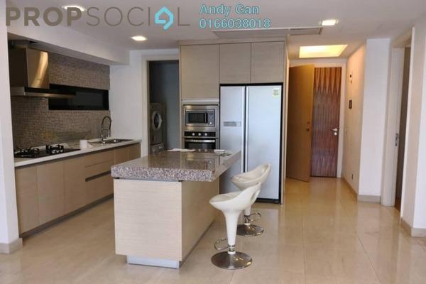 For Rent Condominium at Lumina Kiara, Mont Kiara Freehold Fully Furnished 3R/3B 4k