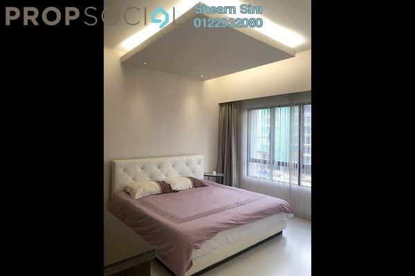 For Rent Condominium at Casa Kiara I, Mont Kiara Freehold Fully Furnished 3R/3B 2.85k