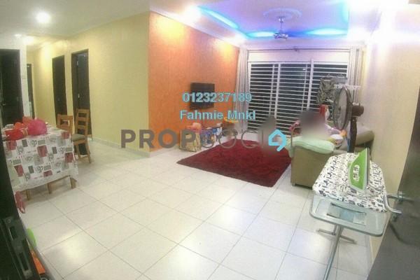 For Sale Serviced Residence at Amara, Batu Caves Freehold Semi Furnished 3R/2B 360k