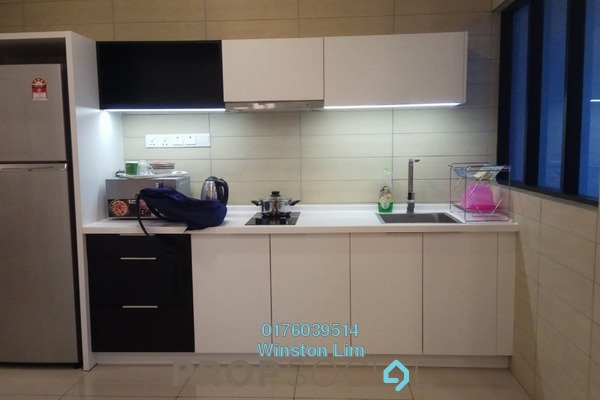 For Rent Serviced Residence at D'Latour, Bandar Sunway Freehold Fully Furnished 2R/2B 1.2k