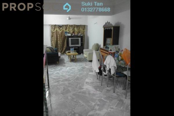For Sale Apartment at Taman Jinjang Baru, Jinjang Freehold Semi Furnished 3R/2B 290k