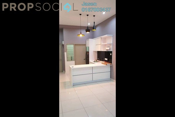 For Rent Condominium at Vue Residences, Titiwangsa Freehold Semi Furnished 2R/1B 2.25k