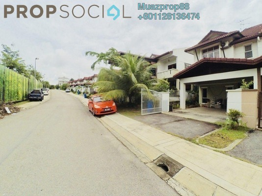 For Sale Semi-Detached at Sunway Alam Suria, Shah Alam Freehold Semi Furnished 4R/3B 650k