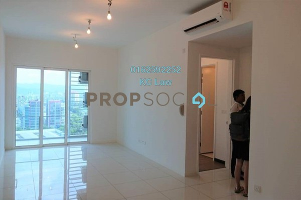For Rent Serviced Residence at EcoSky, Jalan Ipoh Freehold Semi Furnished 2R/2B 1.55k