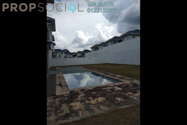 For Sale Bungalow at Ukay Heights, Ukay Freehold Semi Furnished 7R/7B 6.2m
