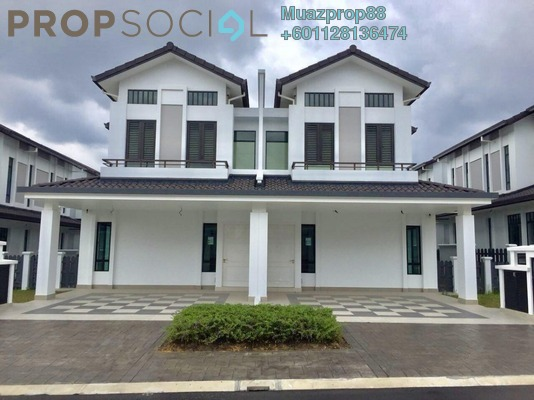 For Sale Semi-Detached at Eco Majestic, Semenyih Freehold Unfurnished 4R/5B 850k