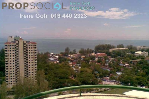 For Rent Condominium at Eden Seaview, Batu Ferringhi Freehold Fully Furnished 3R/2B 1.6k