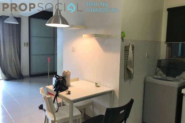 For Sale SoHo/Studio at Ritze Perdana 1, Damansara Perdana Freehold Fully Furnished 1R/1B 260k