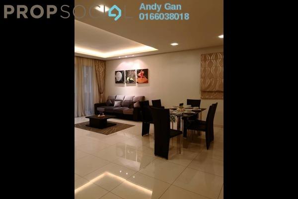 For Rent Condominium at Ceriaan Kiara, Mont Kiara Freehold Fully Furnished 3R/3B 4k