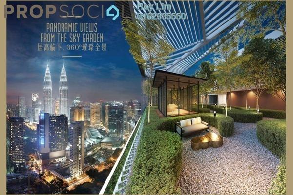 For Sale Condominium at Agile , Bukit Bintang Freehold Semi Furnished 3R/3B 1.79m