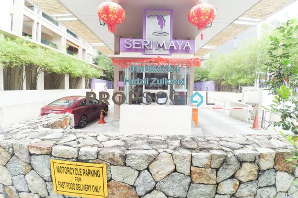 For Sale Condominium at Seri Maya, Setiawangsa Freehold Fully Furnished 3R/2B 730k