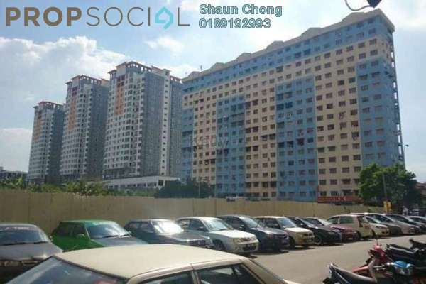 For Sale Apartment at Impian Baiduri, Petaling Jaya Freehold Semi Furnished 3R/2B 112k