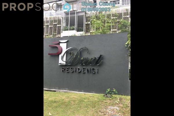 For Sale Bungalow at Duet Residence, Bandar Kinrara Freehold Unfurnished 0R/6B 12m