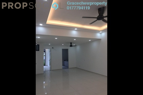 For Rent Terrace at Eco Summer, Tebrau Freehold Semi Furnished 4R/4B 2.08k