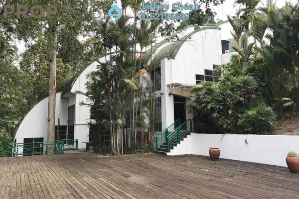 For Sale Bungalow at Bukit Tunku, Kenny Hills Freehold Semi Furnished 7R/7B 12m