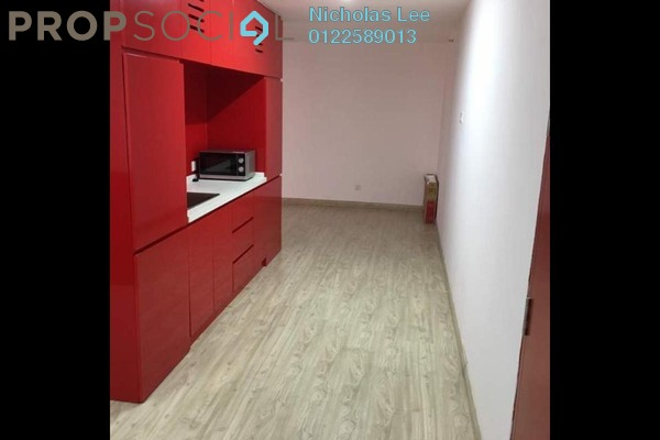 For Rent Condominium at Empire City, Damansara Perdana Freehold Fully Furnished 0R/1B 1.1k