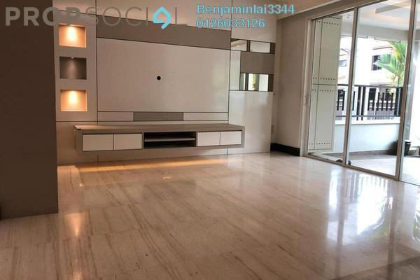 For Rent Terrace at Safa, Desa ParkCity Freehold Semi Furnished 4R/3B 4k