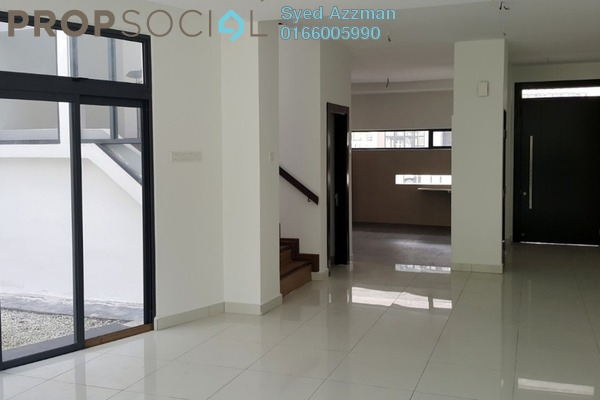 For Rent Terrace at Laman Glenmarie, Saujana Freehold Semi Furnished 4R/4B 2.3k