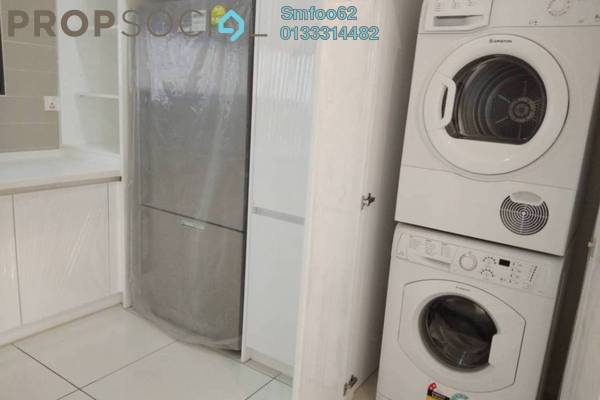 For Rent Condominium at The Veo, Melawati Freehold Semi Furnished 3R/2B 3k