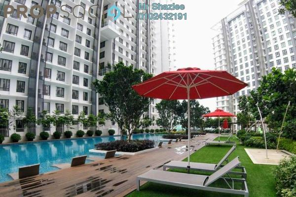 For Sale Condominium at Solstice @ Pan'gaea, Cyberjaya Freehold Fully Furnished 3R/2B 480k