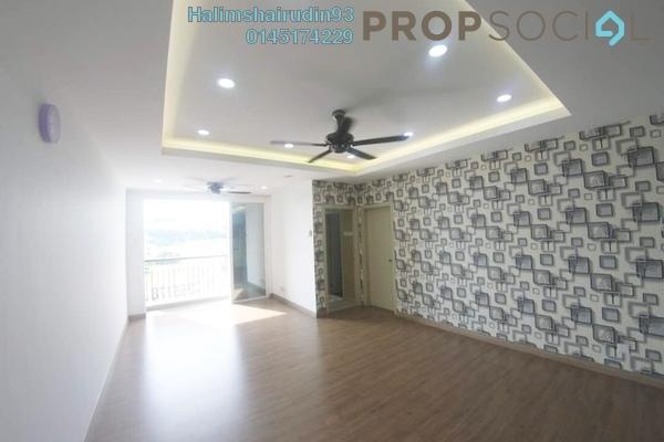 For Sale Condominium at TTDI Adina, Shah Alam Freehold Semi Furnished 2R/2B 465k