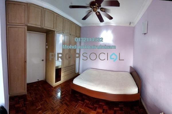 For Sale Condominium at University Tower, Petaling Jaya Freehold Semi Furnished 3R/2B 820k