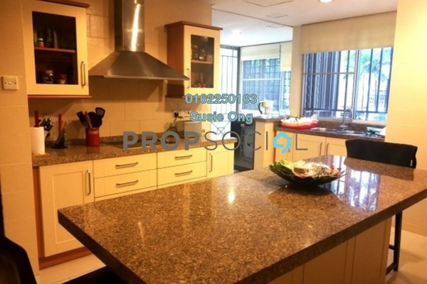 For Sale Condominium at Desa U-Thant, Ampang Hilir Freehold Semi Furnished 3R/4B 2m