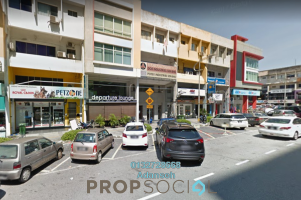 For Rent Office at Damansara Uptown, Damansara Utama Freehold Semi Furnished 1R/2B 5.8k