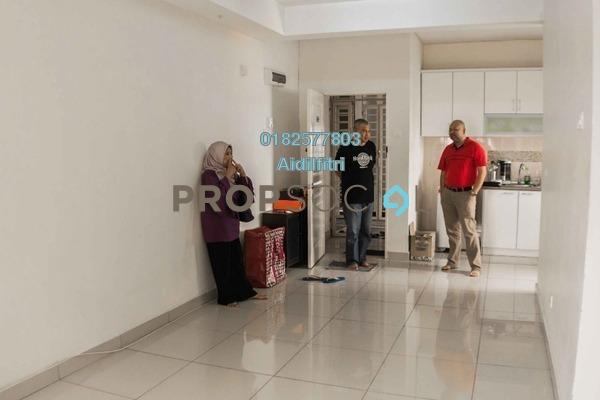For Sale Apartment at Putra Suria Residence, Bandar Sri Permaisuri Freehold Semi Furnished 3R/2B 340k