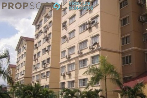 For Sale Condominium at Starville, UEP Subang Jaya Freehold Semi Furnished 3R/2B 320k