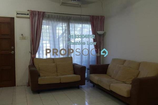 For Sale Terrace at Taman Wawasan, Pusat Bandar Puchong Freehold Semi Furnished 4R/3B 830k