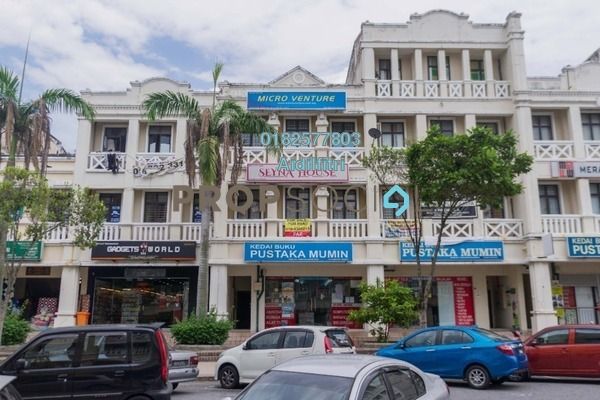 For Sale Shop at Precinct 15, Putrajaya Freehold Semi Furnished 0R/6B 2.9m