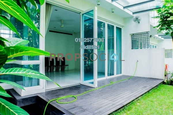 For Sale Villa at Kiara 9, Mont Kiara Freehold Fully Furnished 5R/5B 4.06m