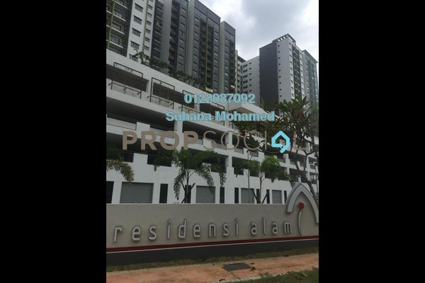 For Sale Condominium at Residensi Alami, Shah Alam Freehold Semi Furnished 3R/2B 440k