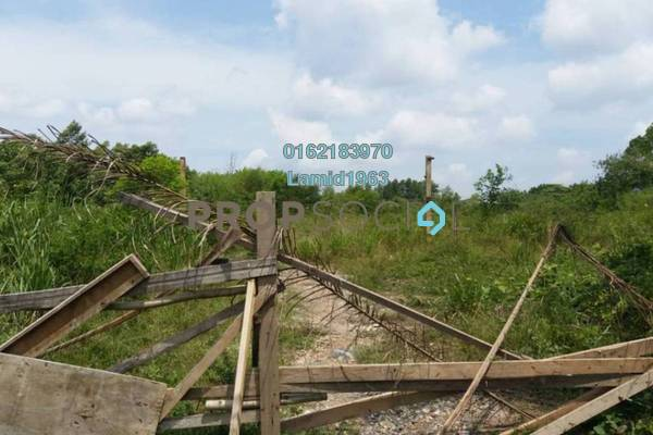 For Sale Land at Precinct 8, Putrajaya Leasehold Unfurnished 0R/0B 4.6m