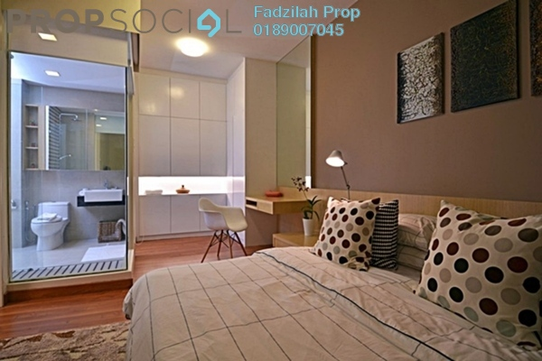 For Rent Condominium at Dex @ Kiara East, Jalan Ipoh Freehold Fully Furnished 2R/1B 1.8k