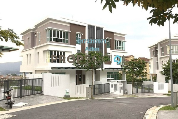 For Sale Semi-Detached at The Rafflesia, Damansara Perdana Freehold Unfurnished 5R/6B 3.71m