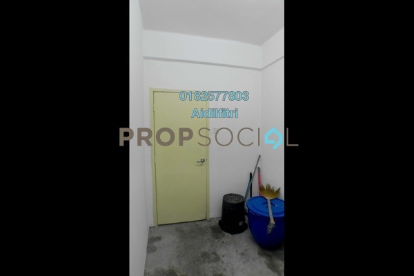 For Rent Townhouse at Sommerset Close, Bandar Sri Permaisuri Freehold Semi Furnished 3R/4B 3k