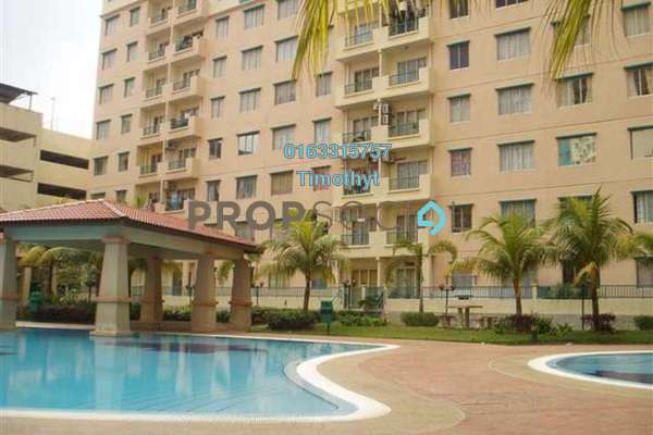 For Sale Condominium at Vista Pinggiran, Bandar Putra Permai Freehold Semi Furnished 3R/2B 272k