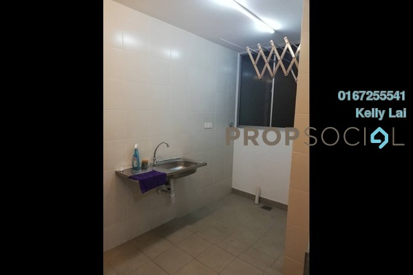 For Rent Condominium at Azelia Residence, Bandar Sri Damansara Freehold Semi Furnished 2R/2B 2.2k