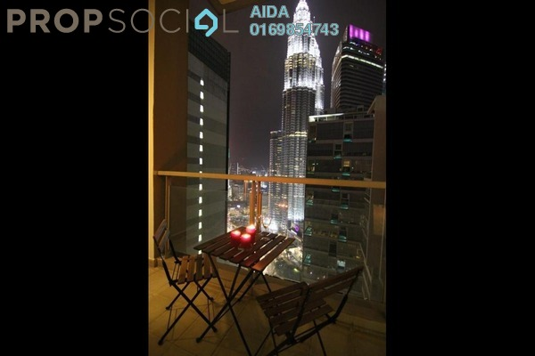 For Sale Condominium at Marc Service Residence, KLCC Leasehold Fully Furnished 3R/3B 2m
