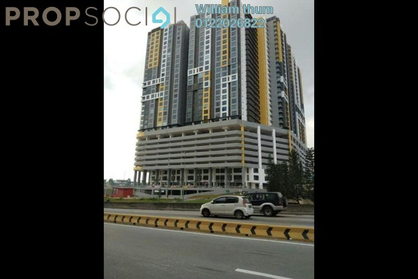 For Sale Condominium at Silk Sky, Balakong Freehold Unfurnished 3R/2B 480k