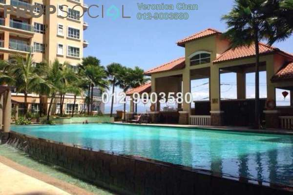 For Sale Condominium at Hartamas Regency 2, Dutamas Freehold Fully Furnished 3R/4B 1.03m