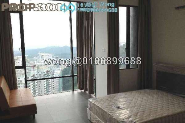 For Sale Serviced Residence at Empire Damansara, Damansara Perdana Freehold Fully Furnished 1R/1B 259k