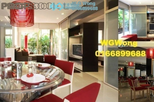 For Sale Serviced Residence at VERVE Suites, Mont Kiara Freehold Fully Furnished 2R/2B 988k