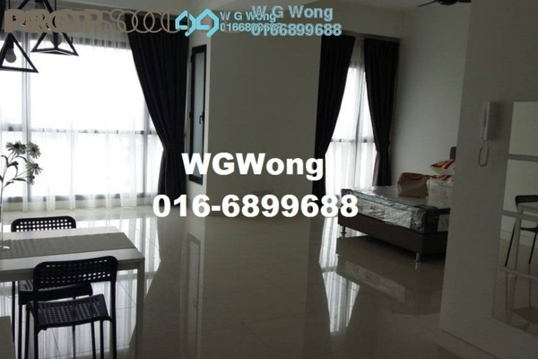 For Rent Serviced Residence at Arnica Serviced Residence @ Tropicana Gardens, Kota Damansara Freehold Fully Furnished 1R/1B 1.8k