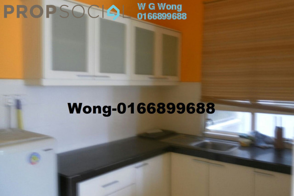 For Sale Serviced Residence at Ritze Perdana 1, Damansara Perdana Freehold Fully Furnished 1R/1B 299k