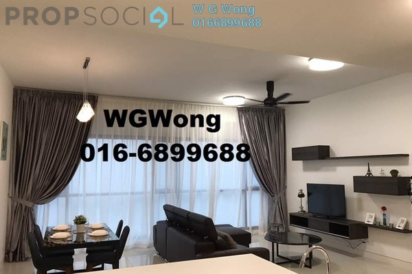 For Rent Condominium at BayBerry Serviced Residence @ Tropicana Gardens, Kota Damansara Freehold Fully Furnished 3R/3B 4.5k