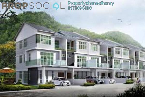 For Sale Townhouse at Puteri 8, Bandar Puteri Puchong Leasehold Unfurnished 3R/3B 434k