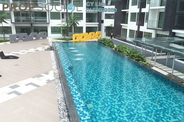 For Rent Condominium at Zeva, Bandar Putra Permai Freehold Fully Furnished 0R/1B 950translationmissing:en.pricing.unit